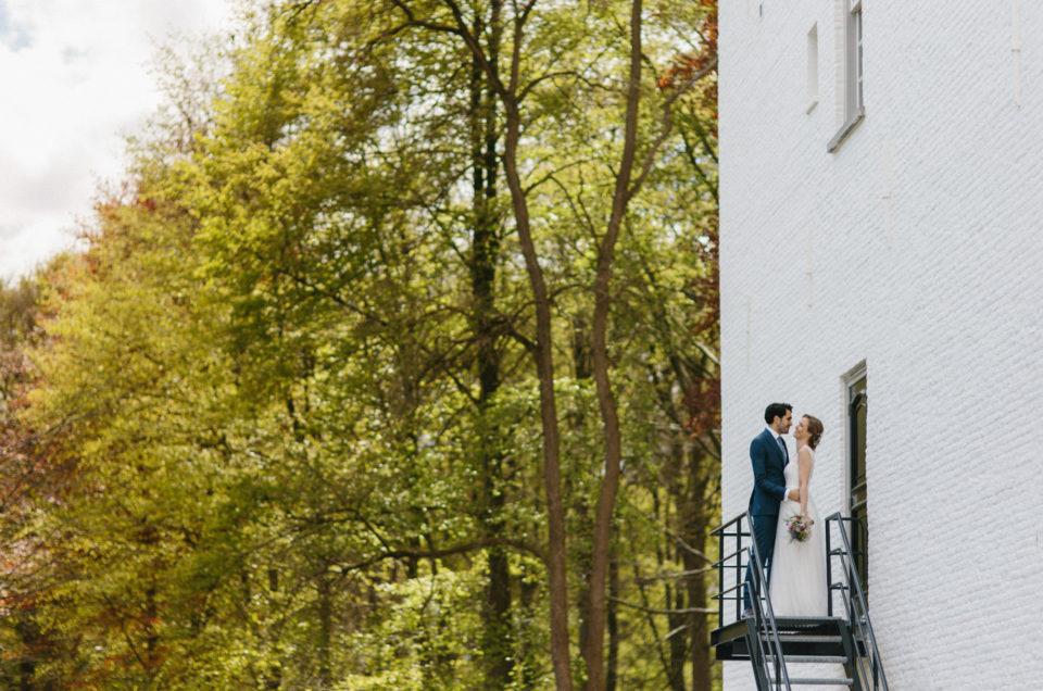 Bruiloft Tim & Joline - Het Witte Kasteel Loon op Zand Brabant