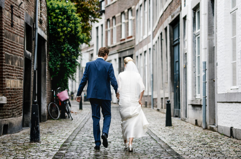 Herfstbruiloft Thiessen Maastricht – Trouwfotograaf Limburg – Jean-Paul en Sanne