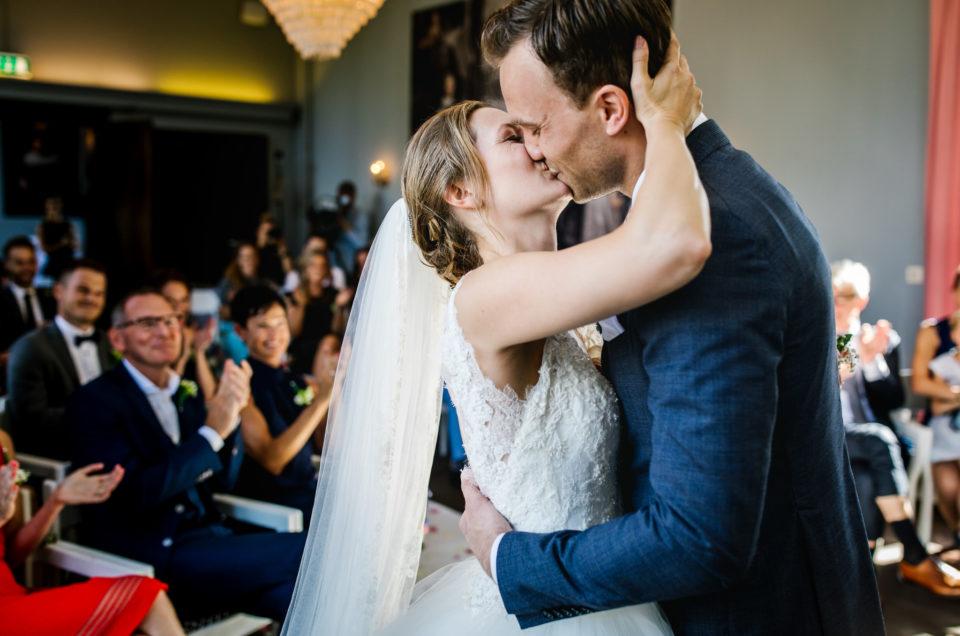 Bruiloft Kasteel Maurick – Trouwfotograaf Vught – Jorrit & Nikki