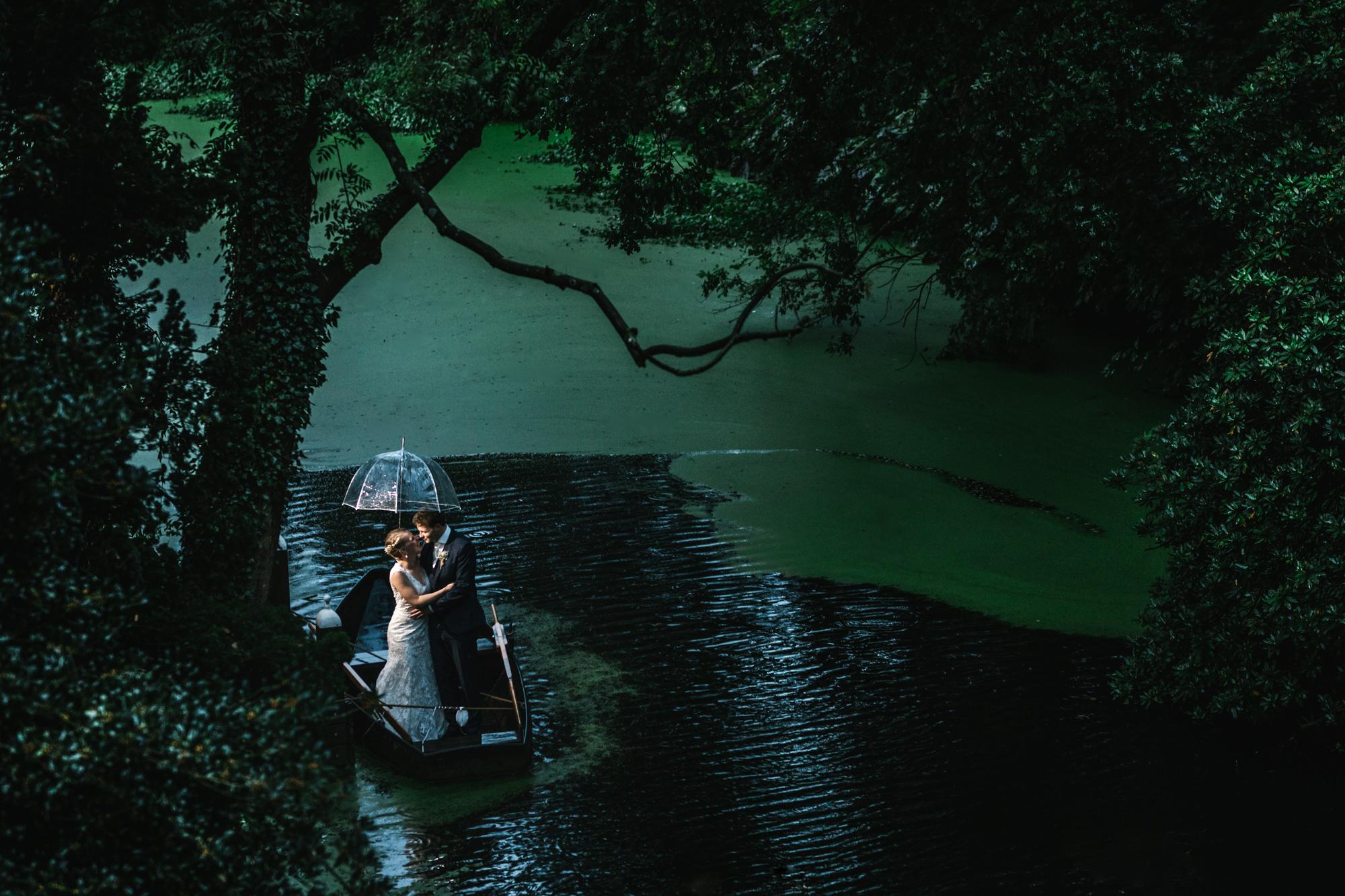 Bruiloft Maurick Vught