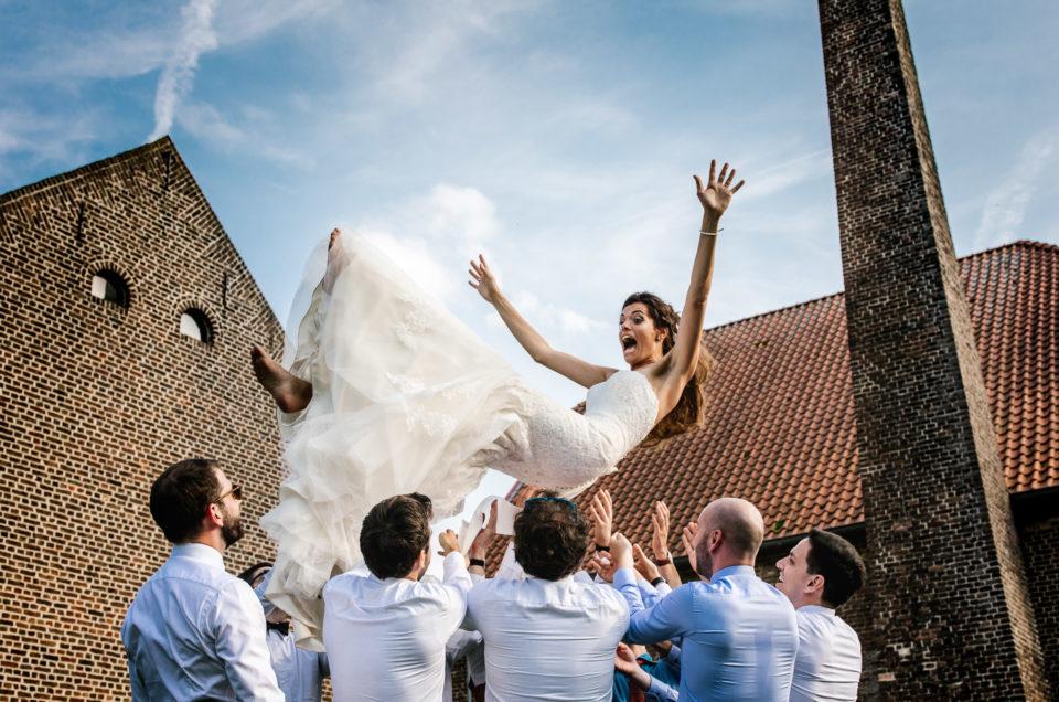 Bruiloft Stadbroekermolen Sittard – Trouwfotograaf Limburg – Frietjoff & Ineke