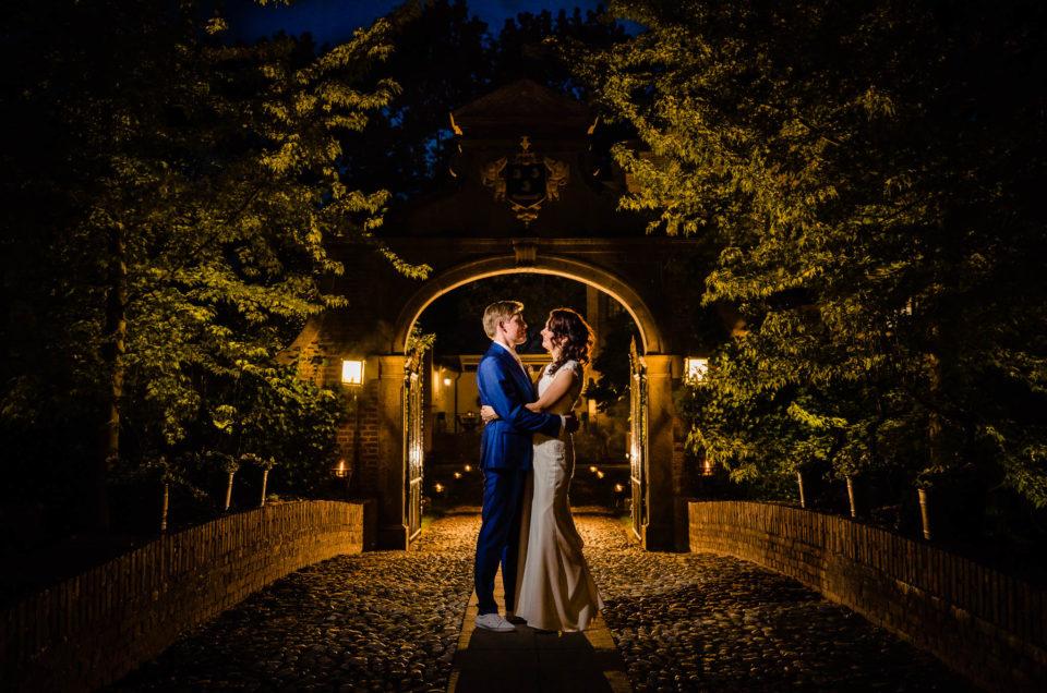 Bruiloft Philip & Charlotte – Trouwfotograaf Limburg - Groot Buggenum