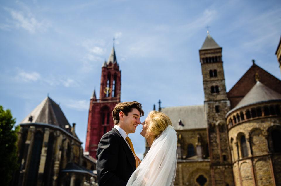 Bruiloft Sander & Anneke – Trouwfotograaf Limburg – Vaeshartelt Maastricht