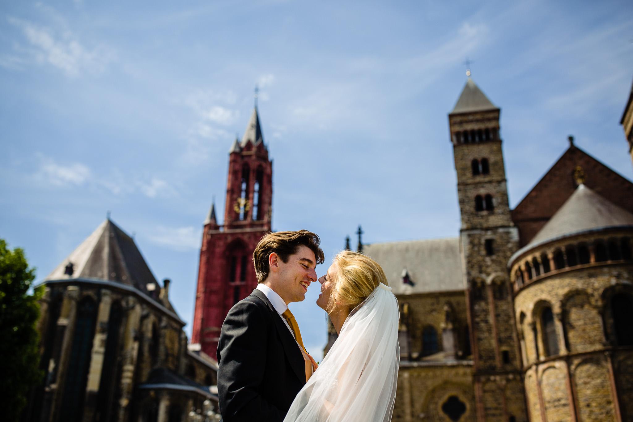 Bruiloft Vaeshartelt Maastricht