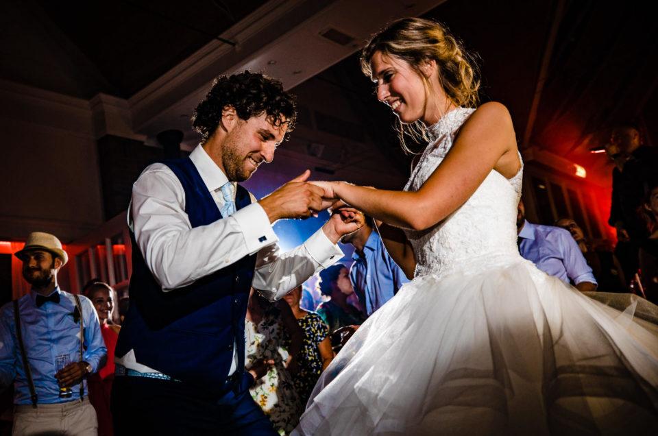 Bruiloft Roel & Diana – Trouwfotograaf Brabant – Kasteel Maurick