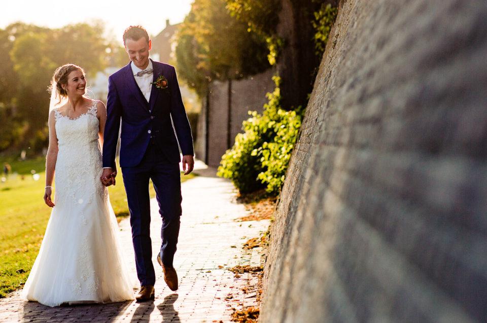 Bruiloft Luuk & Lianne – Hotel Baron Frits Kessel – Trouwfotograaf Tegelen