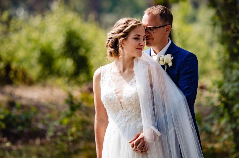 Bloemrijke bruiloft Oogenlust in Eersel