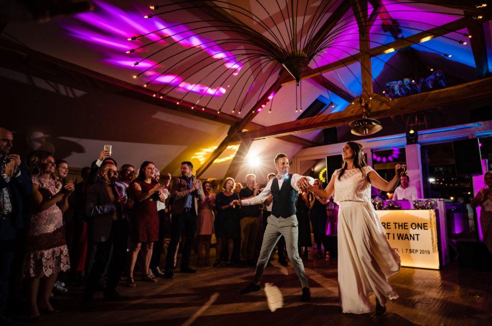 Bruiloft in Zuid-Limburg - Het dak eraf!