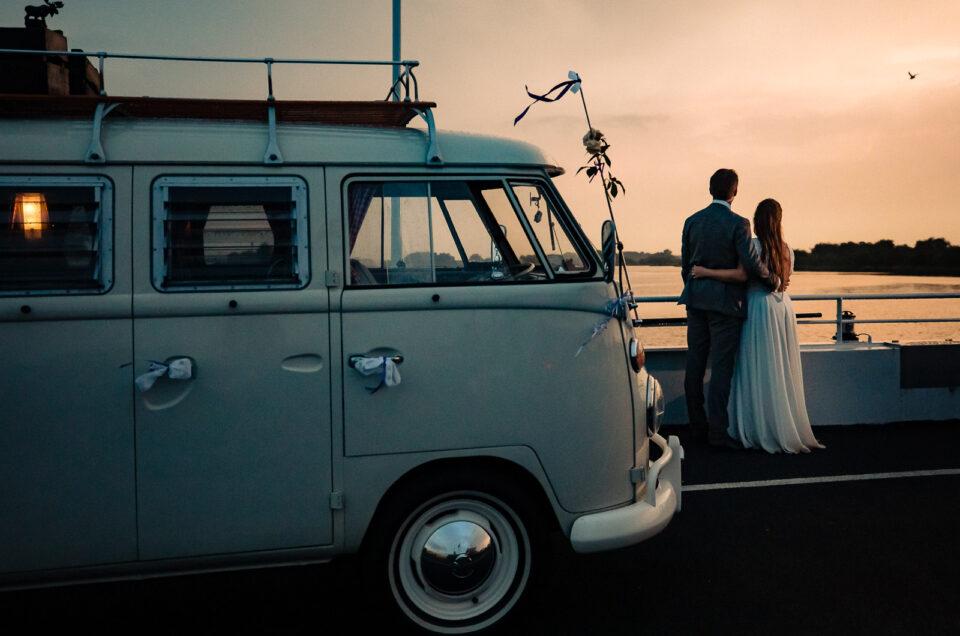 Corona-proof bruiloft in eigen achtertuin